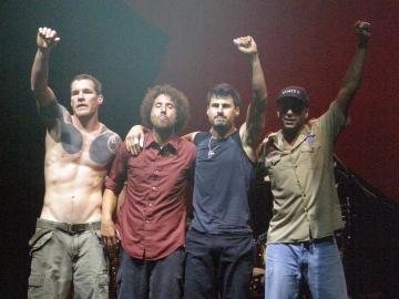 Rage Against The Machine (Foto: Wikipedia)
