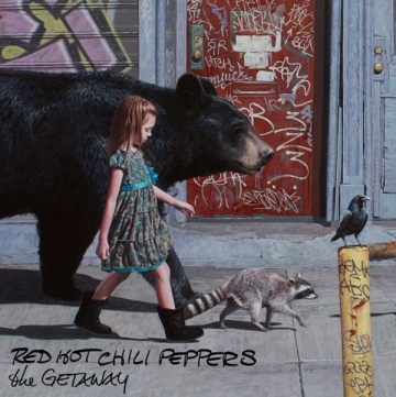 Red Hot Chili Peppers 'The Getaway'