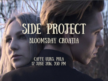 Side Project na Bloomsday Croatia 2016