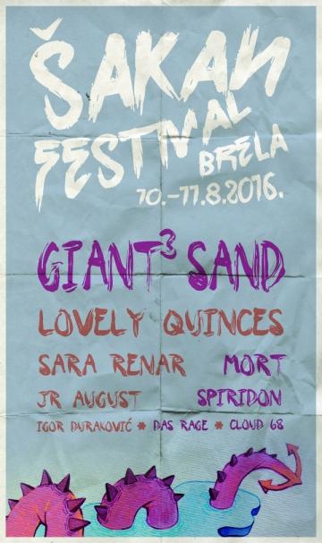 Šakan Fest 2016