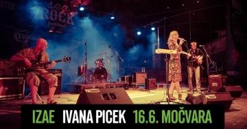 Izae i Ivana Picek u Močvari