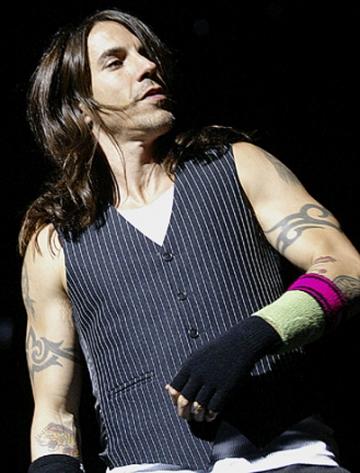 Anthony Kiedis (Foto: Wikipedia)
