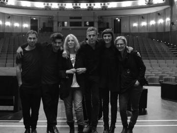Soundwalk Collective s Patti Smith (Foto: Michael Stipe)