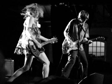 Sonic Youth - Kim Gordon i Thurston Moore (Foto: Wikipedia)