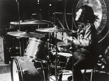 John Bonham (Foto: Atlantic Records)