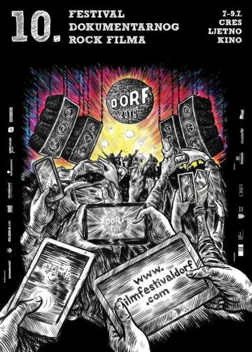 10. DORF (Plakat za Cres)