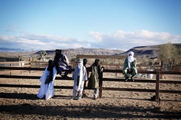 Tinariwen (Foto: Marie Planeille)