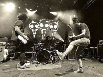 Straight Mickey And The Boyz (Foto: Jože Balas)
