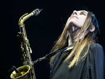 PJ Harvey na 11. INmusic festivalu (Foto: Tomislav Sporiš)