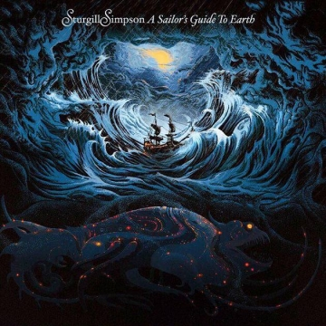 Sturgill Simpson 'A Sailor's Guide To Earth'