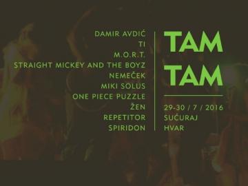 Tam-Tam festival 2016.