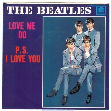 The Beatles 'Love Me Do'
