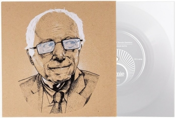 Thurston Moore i Bernie Sanders 'Feel It In Your Guts'