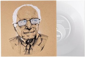 Thurston Moore i Bernie Sanders 'Feel It In Your Guts'