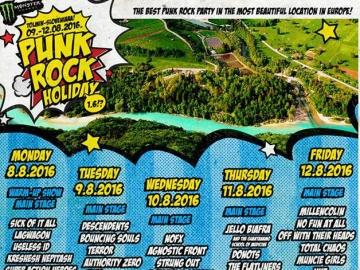 Punk Rock Holiday 1.6