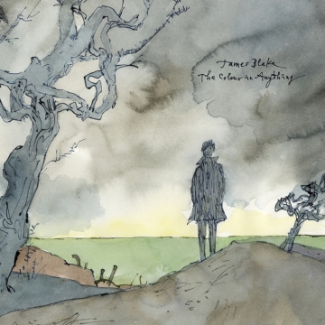 James Blake 'The Colour In Anything'
