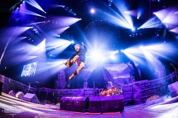Iron Maiden u Splitu (Foto: Roberto Pavić)