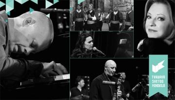 Nastup Jazz orkestra HRT-a u Šibeniku - na Arsenov rođendan (Foto: Muzej grada Šibenika)