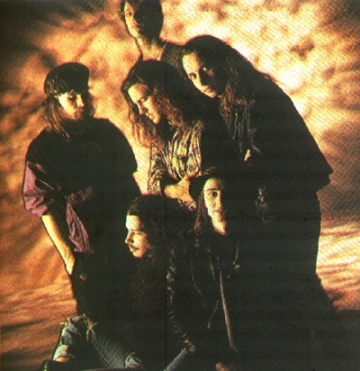 Temple of the Dog snimljeni 1990. godine