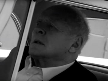 Anthony Hopkins u videu 'I Forgive It All' grupe Mudchrutch, režija Sean Penn
