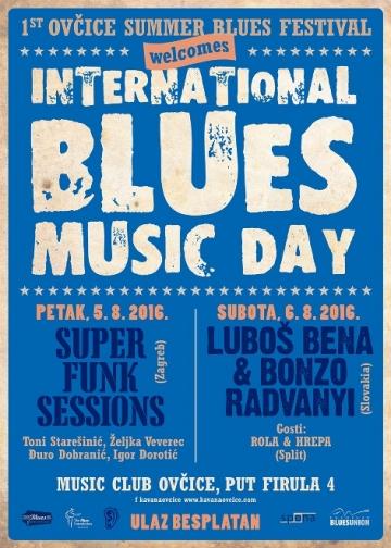 1st Ovčice Summer Blues Festival