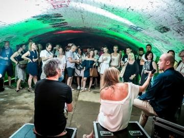 Beck'sperience warm up party u Zagrebu