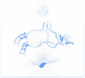 Devendra Banhart 'Ape In Pink Marble'