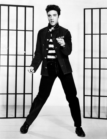 Elvis Presley (Foto: Wikipedia)
