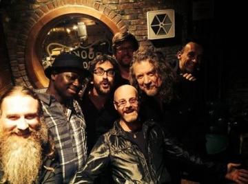 Robert Plant i Sensational Shape Shifters