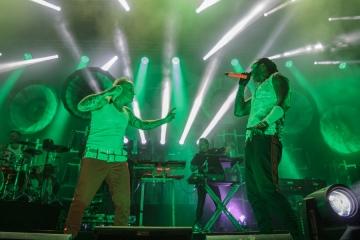 The Prodigy u Zadru (Foto: Vedran Levi / Perun.hr)