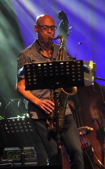 Joshua Redman (Foto: Zoran Stajčić)