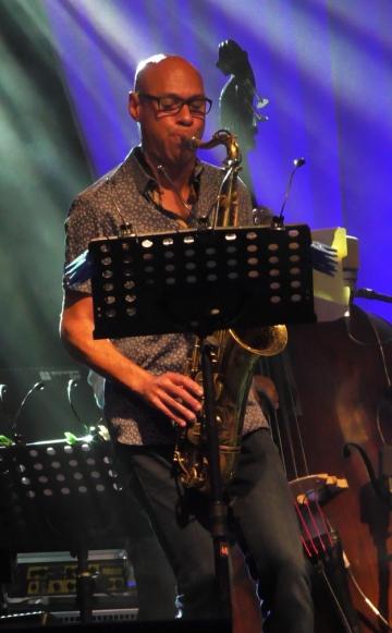 Joshua Redman (Foto: Zoran Stajčić)
