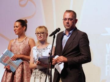 Zlatko Hasanbegović na otvorenju 10. Vukovar Film Festivala (Foto: Vukovar Film Festival)