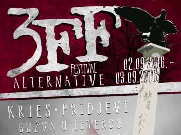 3FF i Zrinski ART festival u Čakovcu