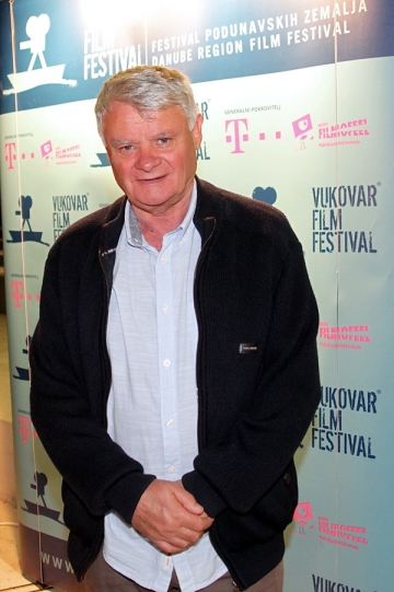 Ivo Gregurević (Foto: Vukovar Film Festival)