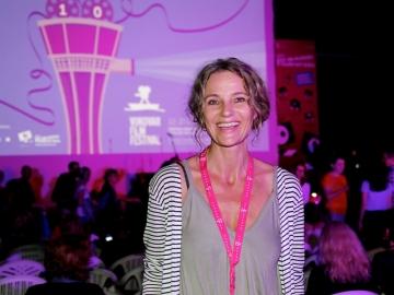 Lia Bugnar, glumica iz filma Matura (Foto: Vukovar Film Festival)
