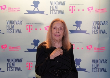 Marija Kohn (Foto: Vukovar Film Festival)