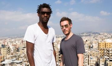 Massive Attack: Grant 'Daddy G' Marshall i Robert '3D' Del Naja