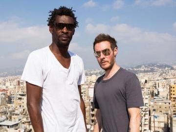 Massive Attack: Grant Daddy G Marshall i Robert 3D Del Naja