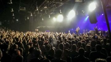 Noel Gallagher's High Flying Birds  u Tvornici kulture (Foto: Anastazija Vržina/Perun.hr)