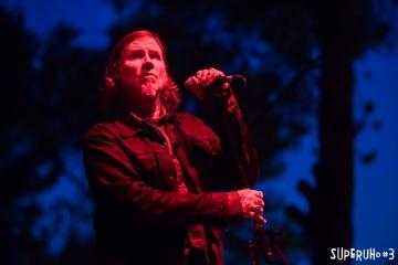 Mark Lanegan na 3. SuperUho festivalu u Primoštenu (Foto: Tomislav Sporiš)
