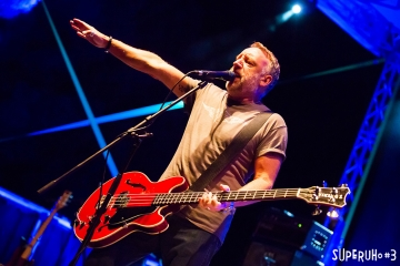Peter Hook And The Light na 3. SuperUhu u Primoštenu (Foto: Tomislav Sporiš)