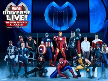 Marvel Universe LIVE - Superjunaci u akciji