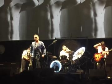 Morrissey u Manchesteru 2016. godine (Izvor: Youtube)