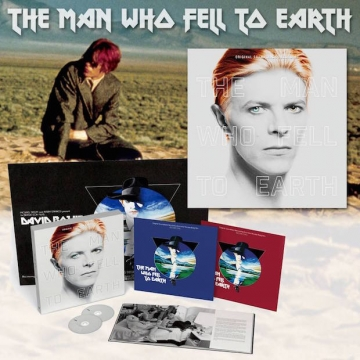 Box set 'The Man Who Fell to Eart'