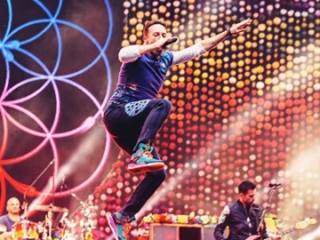 Coldplay (Foto: Twitter)