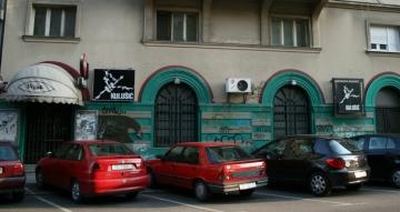 Ulaz u legendarni Kulušić (Foto: www.mapio.net)