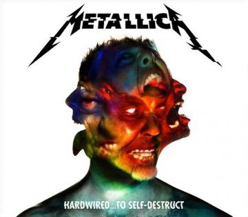 Metallica 'Hardwired…To Self-Destruct'