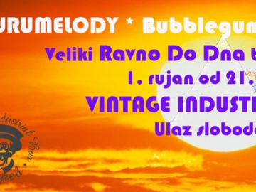 Ravno Do Dna tulum u Vintage Industrial Baru