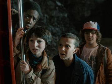 Prizor iz prve sezone Stranger Things (Netflix)